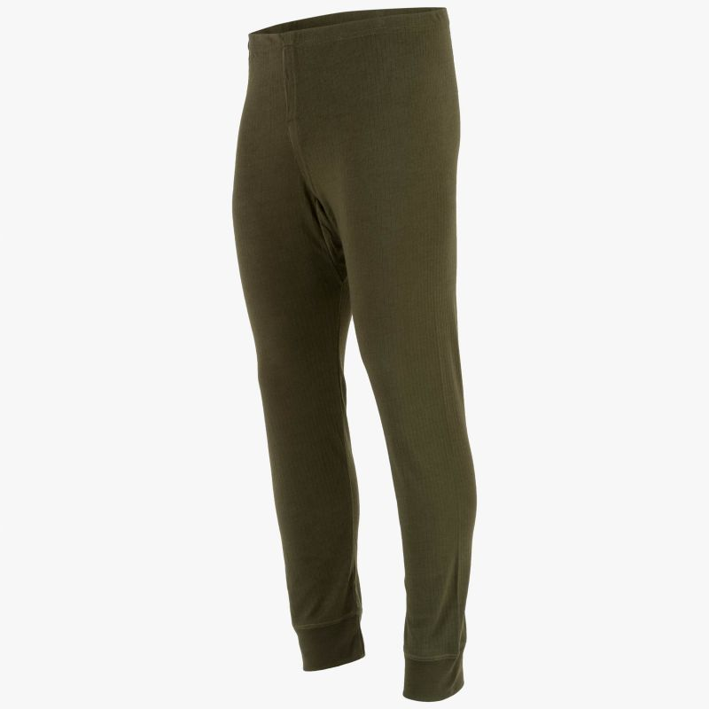 Thermal Long Johns Olive