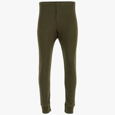 Thermal Long Johns, Olive
