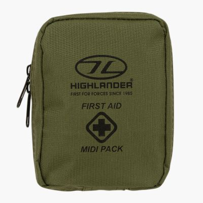 Military First Aid Midi Pack