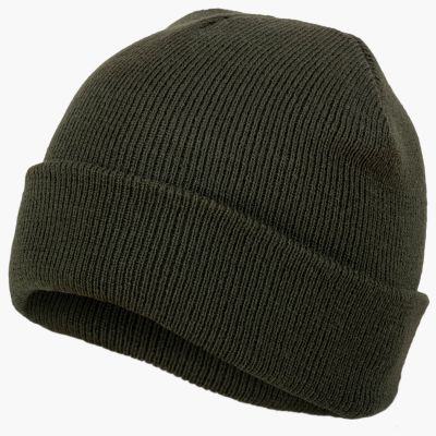 Deluxe Watch Hat, Olive