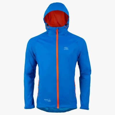 Stow & Go Pack away Jacket, Blue