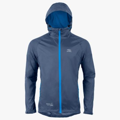 Stow & Go Pack away Jacket, Navy