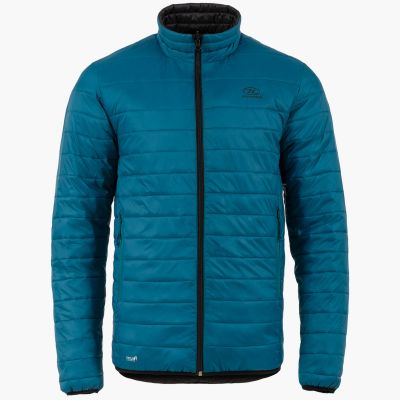 Coll Reversible Insulated Jacket, Black Petrol