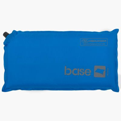Base Self Inflate Pillow, Blue