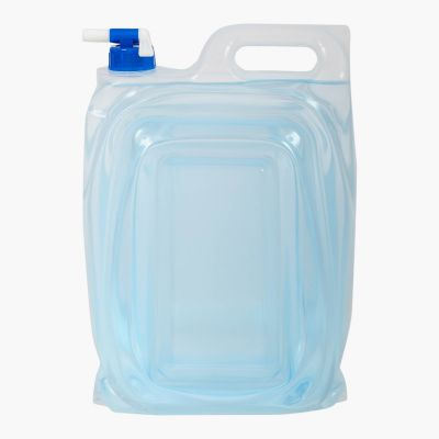 Flat Pack Water Carrier, 13L (with tap)