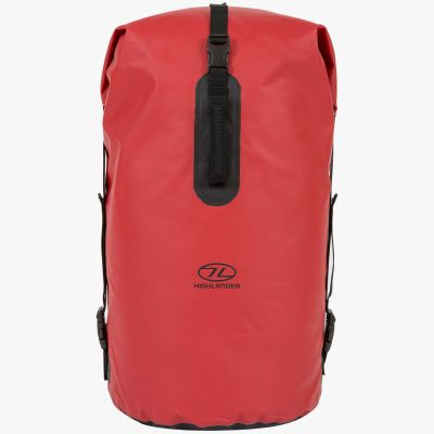 Troon Dry bag Duffle 70L, Red