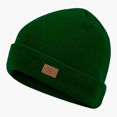 Thinsulate Ski Hat, Forest Green