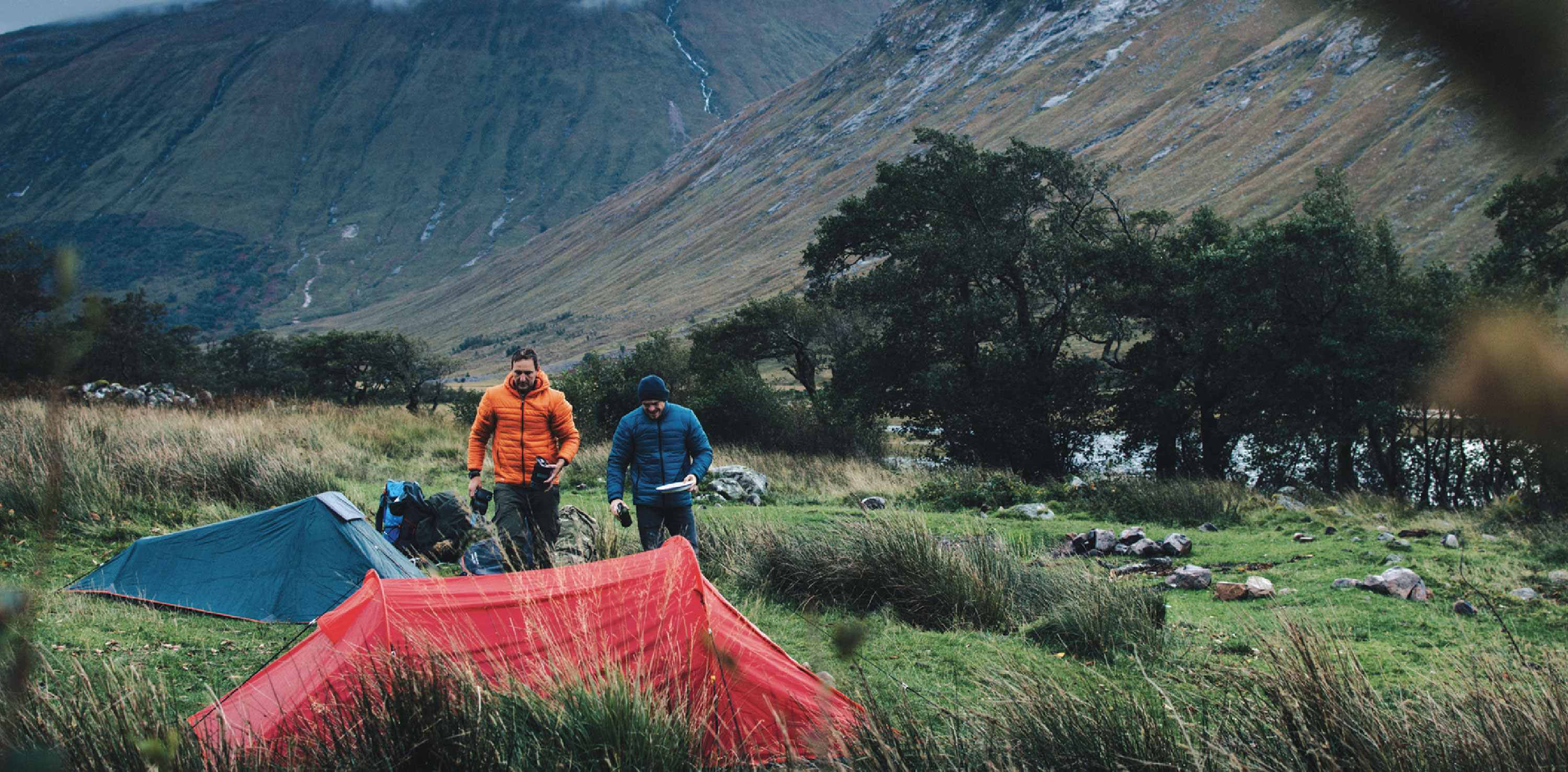 Top Ten Tips for perfect wild camping