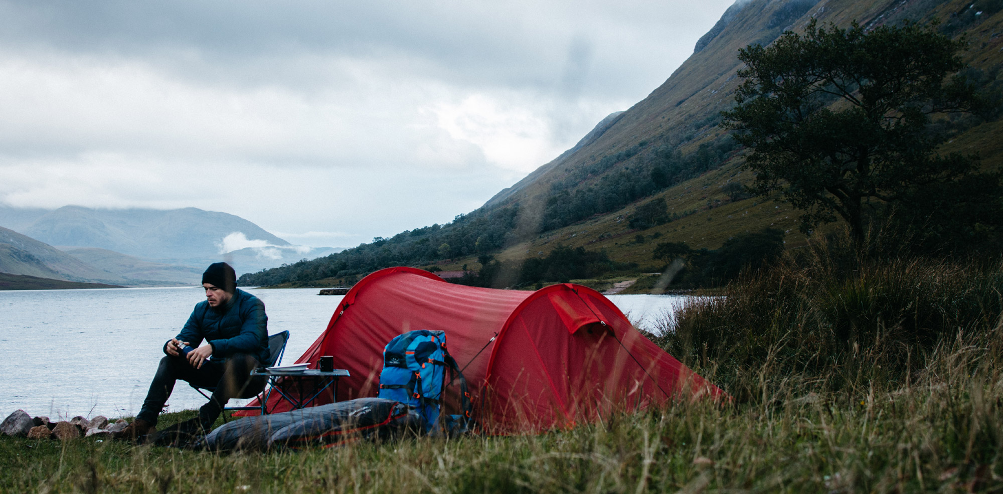 A Word on Dirty Camping