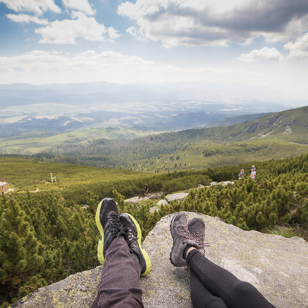 5 Great ways to get fit in the outdoors